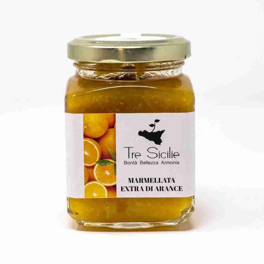 Marmellata Extra di Arance Siciliane