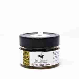 Patè di Olive Verdi Siciliane