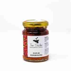 Patè di Peperoncino Siciliano