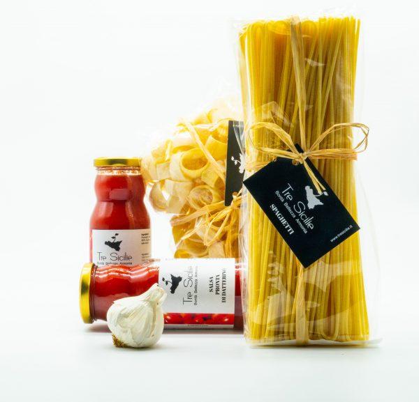 Spaghetti Trafilati al Bronzo