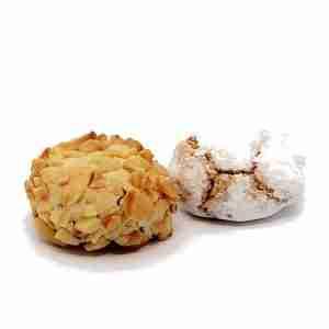 Biscotti di Mandorla Siciliana Pizzuta di Avola