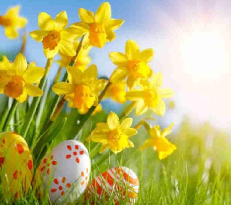 Le uova di Pasqua, origine e storia di un regalo goloso